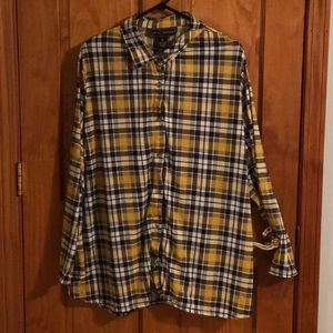 ✨Yellow Flannel✨